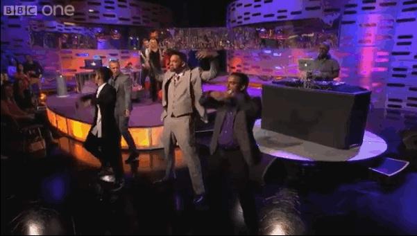 "Will Smith, DJ Jazzy Jeff, Alfonso Ribeiro Reunite, Sing ""Fresh Prince"" Theme Song - BuzzFeed Mobile"
