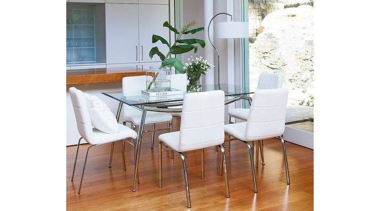 Miami 9 Piece Dining Suite   Dining Furniture | Harvey Norman Australia |  Great White Dining Room | Pinterest | Dining Furniture, Dining Suites And  Miami
