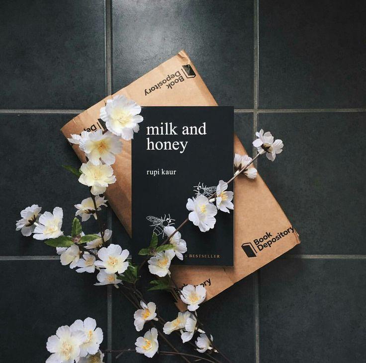 milk and honey by sammyreadsbooks