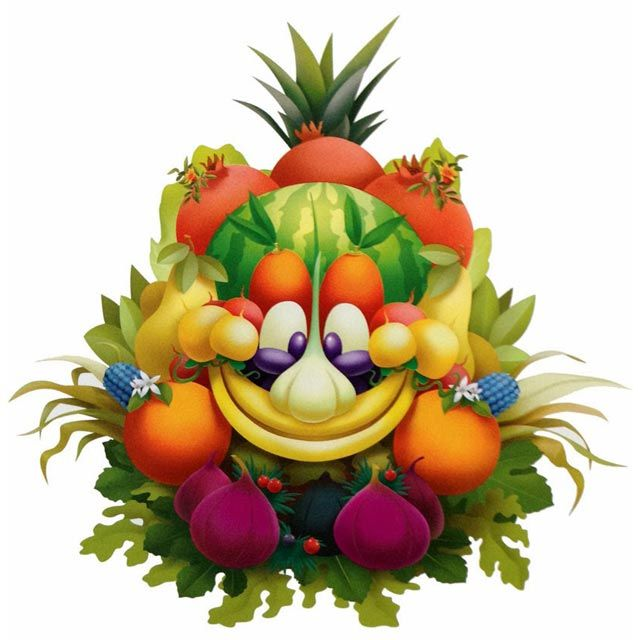 """Une image en bonne santé ! C'est la mascotte de l'Expo 2015 dessinée par Disney. Le thème de cette expo universelle qui se déroulera à Milan à partir du mois de mai 2015 est """"Nourrir la planète"""