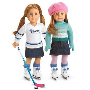 Mia's 2-in-1 Skate Outfit