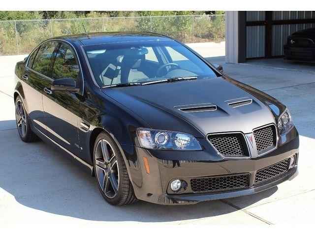 Carlyle Motors, LLC | 2009 Pontiac G8 SLP Firehawk