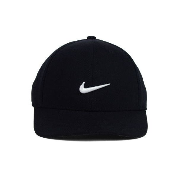 Nike Classic Swoosh Flex 2013 Cap ($24) ❤ liked on Polyvore featuring accessories, hats, nike cap, nike, nike hat and caps hats