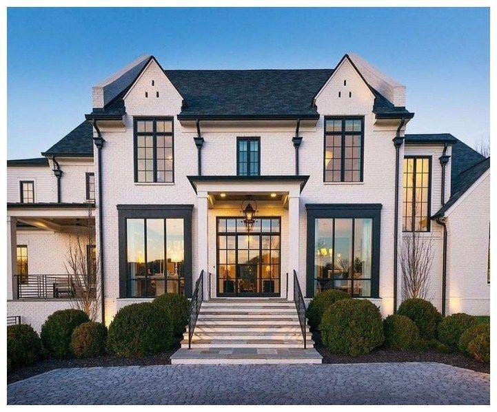72 Stunning Modern Dream House Exterior Design Ideas 21 House Designs Exterior House Exterior Dream House Exterior