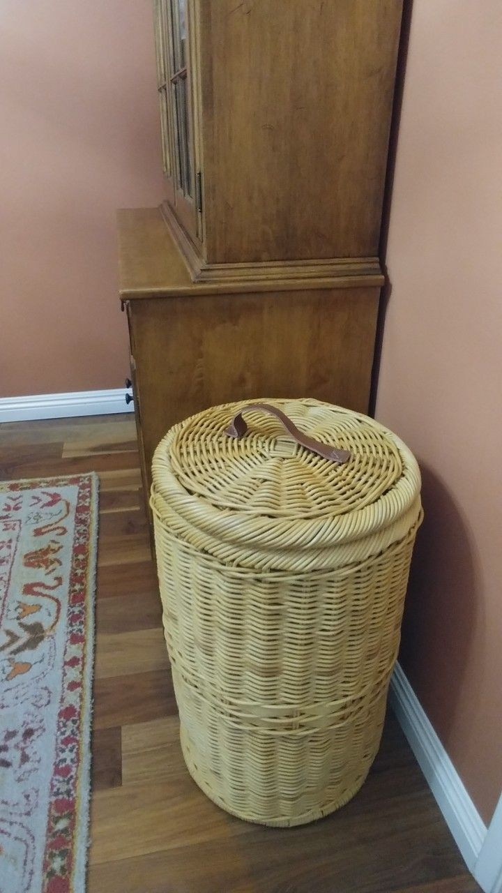 Very Nice Look And Practical Use From The Basket Lady Basket