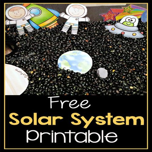 Printable Solar System Cut Outs - Pics about space