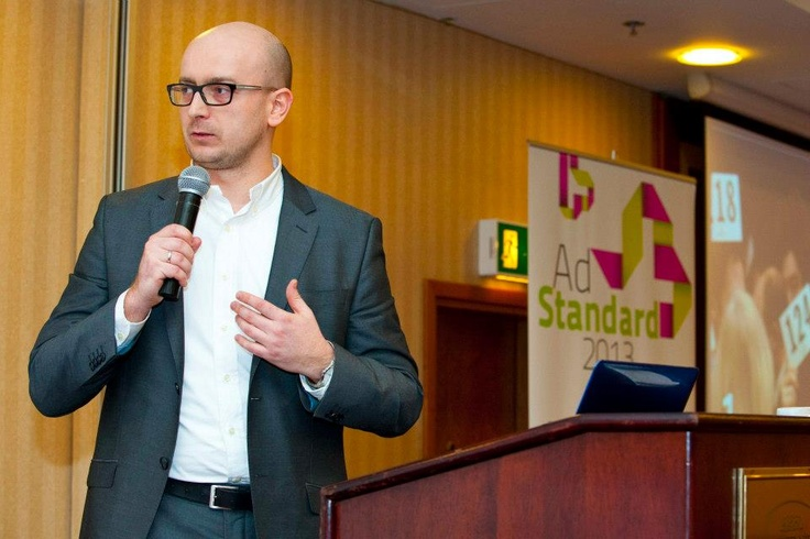 Our Managing Director on AdStanadard 2013 Conference