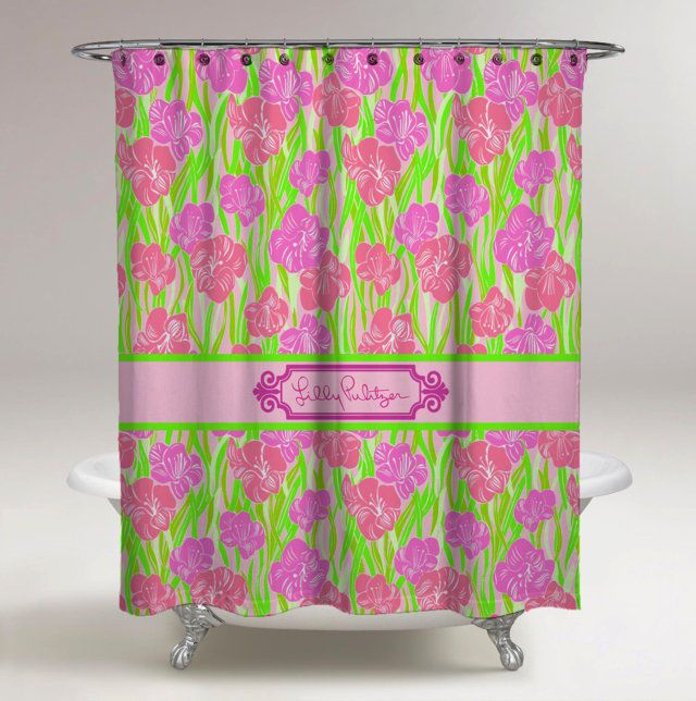 """Hot Rare Pink And Purple Lilly Pulitzer Custom Shower Curtain 60"""" x 72"""" #Unbranded #Modern #fashion #Style #custom #print #pattern #modern #showercurtain #bathroom #polyester #cheap #new #hot #rare #best #bestdesign #luxury #elegant #awesome #bath #newtrending #trending #bestselling #sell #gift #accessories #fashion #style #women #men #kid #girl #birthgift #gift #custom #love #amazing #boy #beautiful #gallery #couple #bestquality #lillypulitzer #roses"""