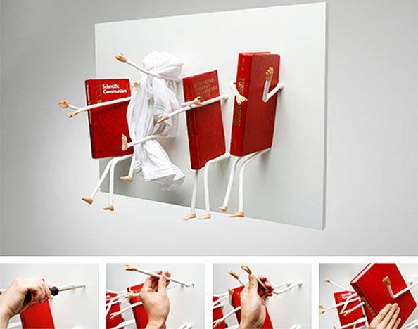 Creative Bookshelf Ideas 22 best creative bookshelves ideas images on pinterest   bookshelf