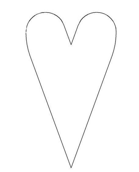 Короткие записки моей оранжевой жизни: Винтажное сердце и МК по нему.