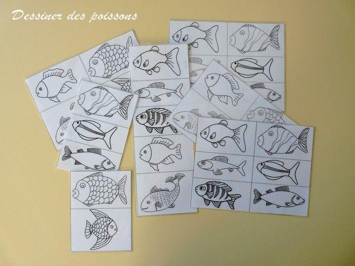 18 best images about deguisement poisson on pinterest - Le petit poisson rouge maternelle ...