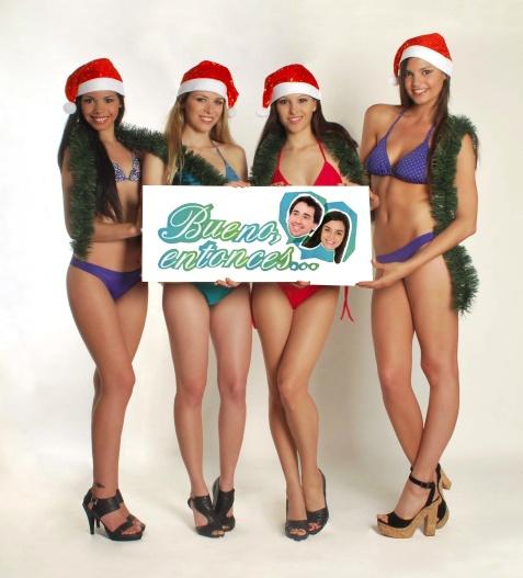 Feliz Navidad from Bueno, entonces...!!