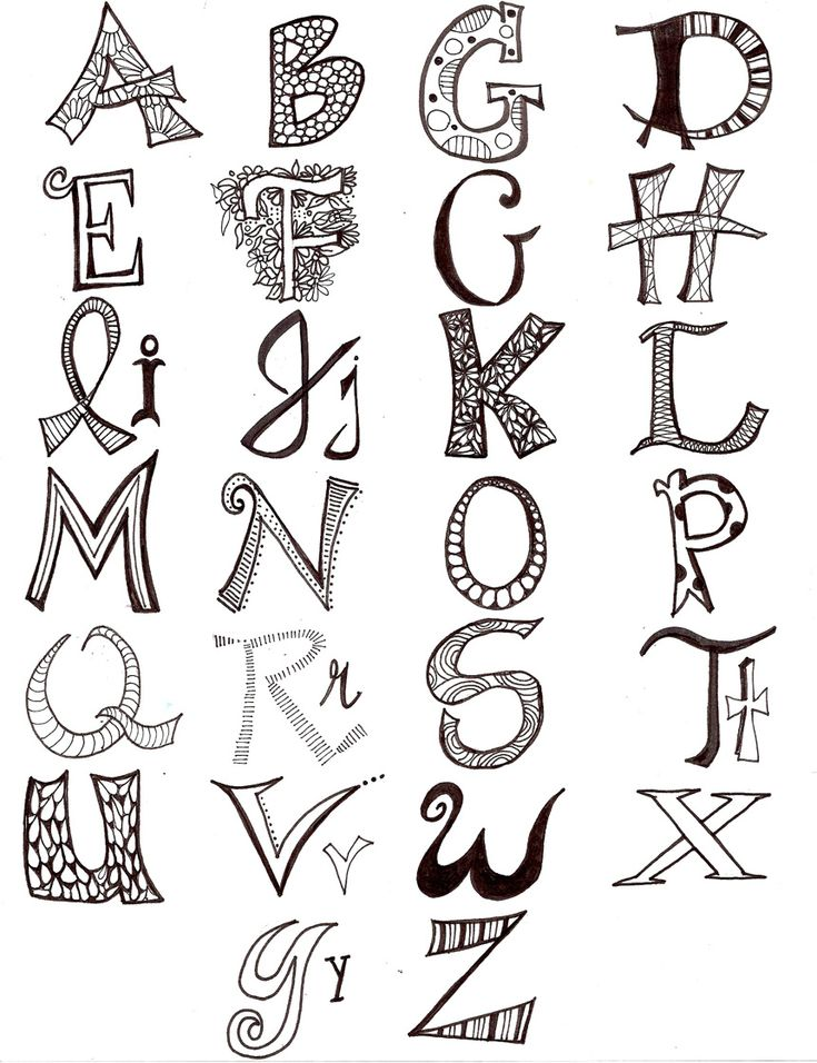Fancy Bubble Letters Alphabet Graffiti Alphabet Style Bubble Letters Coloring Pages Printable