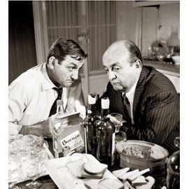 Lino Ventura & Bernard Blier