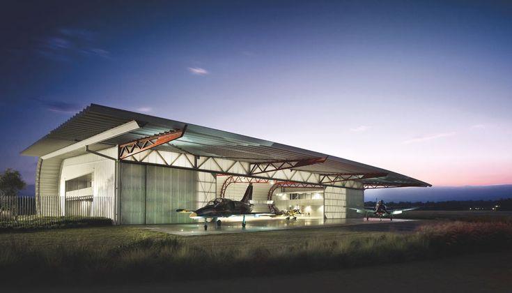 The Hangar - Cessnock - BlueScope Steel