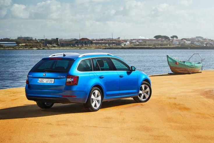 The engine options in 2017 Skoda Octavia and Octavia Combi are mostly known from before.