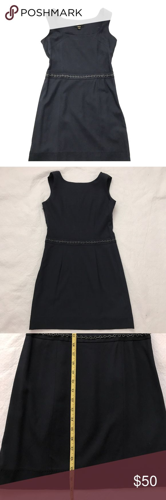 "Diesel Black Gold Dress Length 31"". Navy color. Never worn Dress. Diesel Black Gold Dresses Mini"