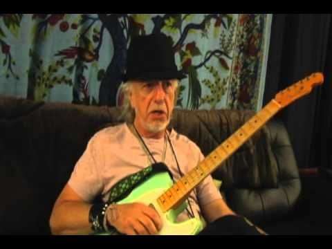 Backstage in Boston with Aerosmith's Brad Whitford