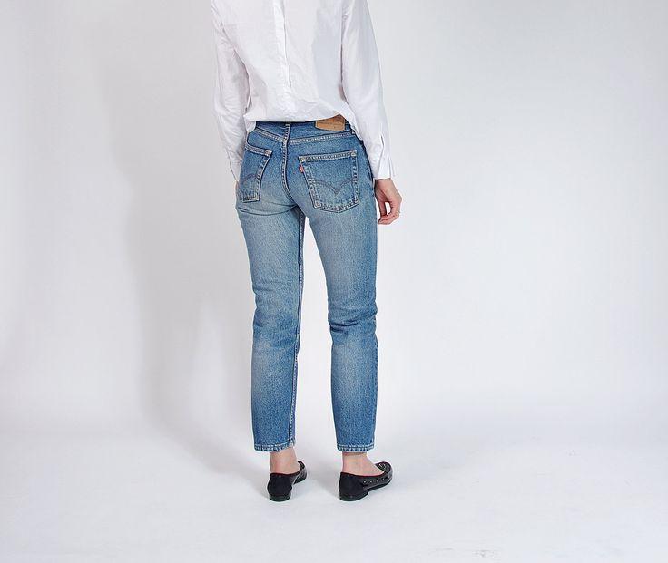90s Levi's 517 Denim Street Style Jeans / Size W29 L30