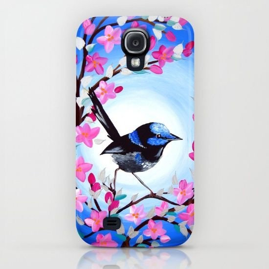 Superb Fairy Wren iPhone & iPod Case