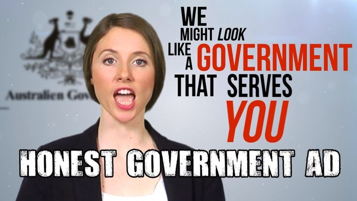 Honest Government Ad - Beware of People Impersonating the Government