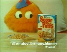Sugar Puffs 1970's advert