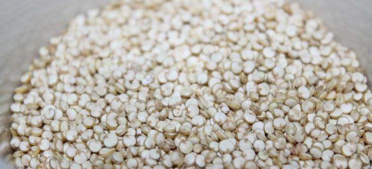 Las propiedades nutricionales de la quinoa
