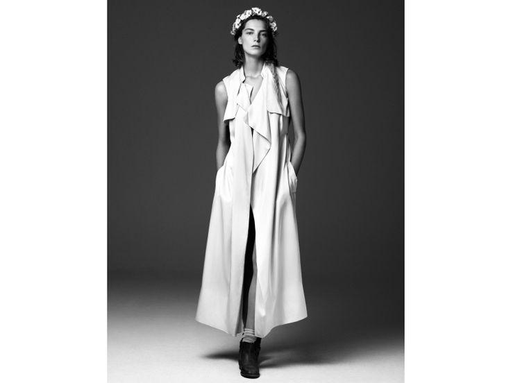 Тренд: этно-шик / Trend: ethnic chic (Daria Werbowy/Дарья Вербова для Vogue Украина, март 2013)
