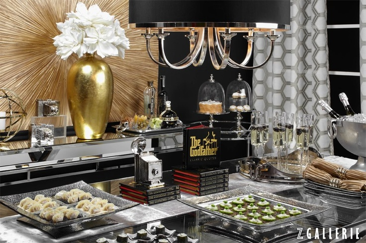 Recreate the glitz and glamour of Hollywood by hosting a fabulous award show party. Find more details on how to plan and host an award-winning affair: http://zgal.re/Xp23sB