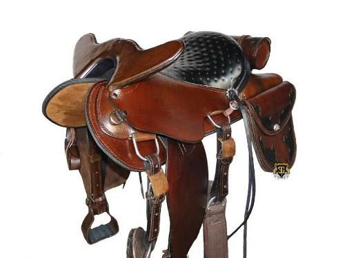 Brazilian Mule Saddle I Would Love To Try One Of These