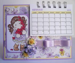 Lavori Di Carta Blog: Calendari 2013