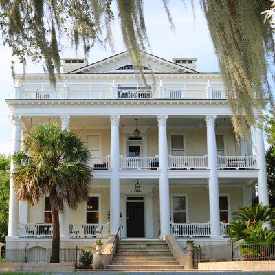 Anchorage 1770, Beaufort, South Carolina - America's Best Seaside Inns - Coastal Living