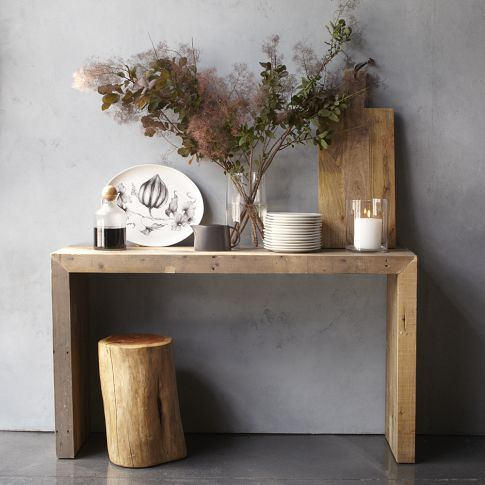 Emmerson Console | west elm foyer option??? Will it fit?
