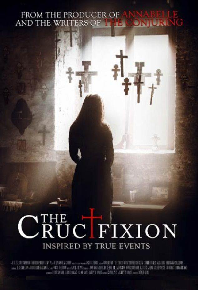 Risultati immagini per crucifixion poster