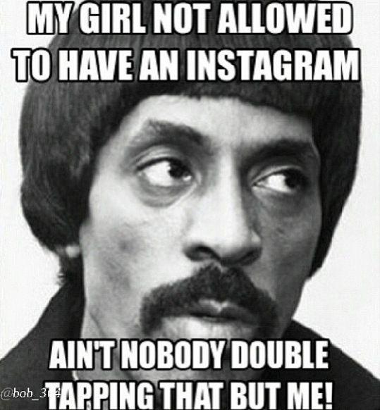 Lol Ike Turner meme