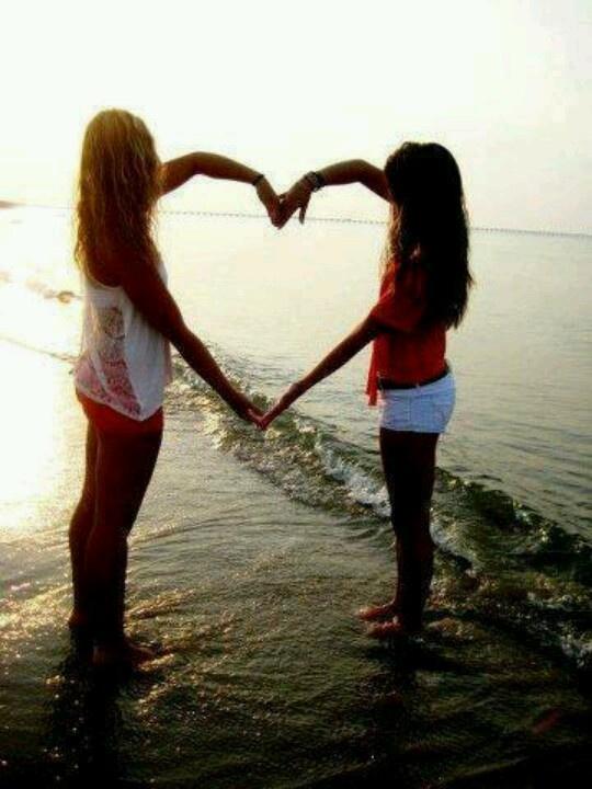 Cœurs entre amies