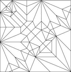 origami folding patterns - Google Search