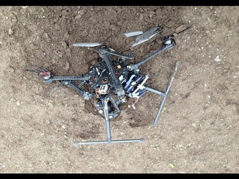 PhotographerTips Most Extreme Drone Crashes of All-Time Compilation - PhotographerTips