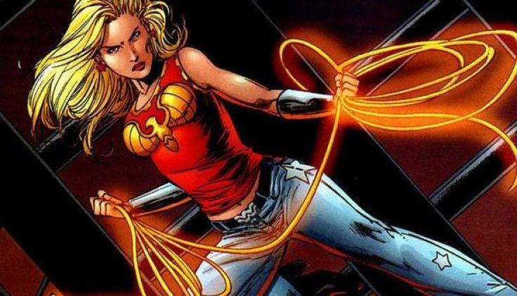 Hakkında Az Şey Bilinen Kadın Süper Kahramanlar #1
