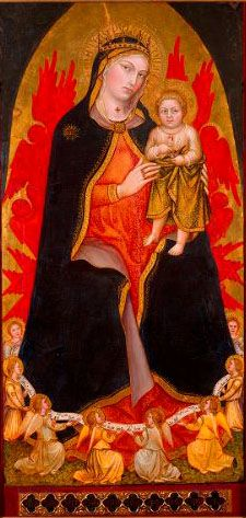 Taddeo di Bartolo - Vierge-Enfant-Anges.jpgHarvard Art Museums, Cambridge, Massachusetts