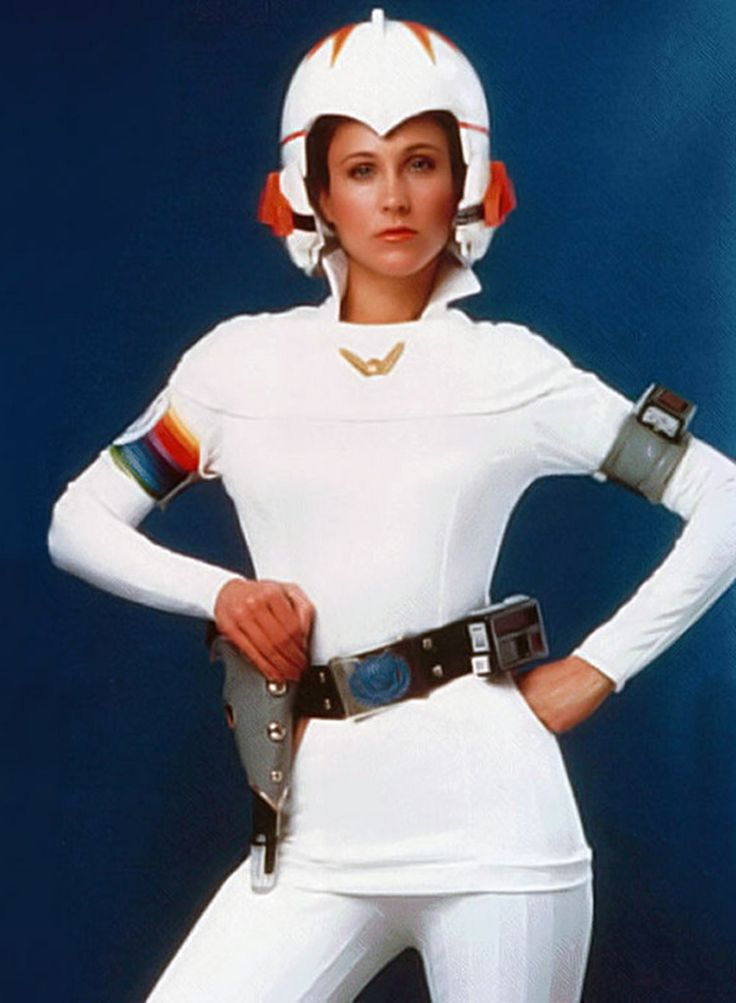 Erin Gray as Wilma Deering in Buck Rogers in the 25th Century