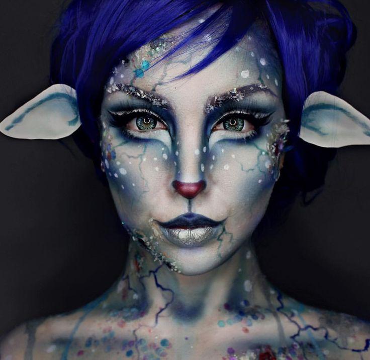1881 best Special Effects Makeup images on Pinterest | Fx makeup ...