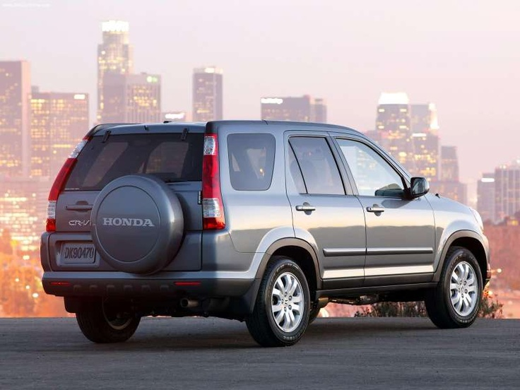 2005 Honda CRV I LOVE this car/suv and will keep it for as long as I can
