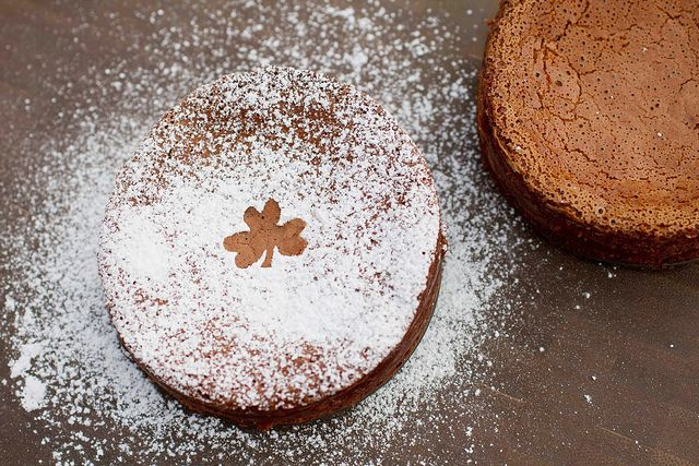 Guinness Chocolate Cheesecake is the perfect dessert for St. Patrick's ...