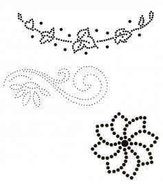 Sheets | Sheets en mini patronen | glittermotifs