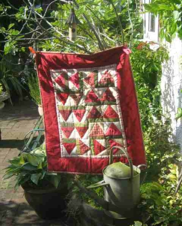 Water melons Quilt