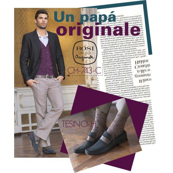 """""""Un papá originale"""" by bosi-accesorios on Polyvore"""