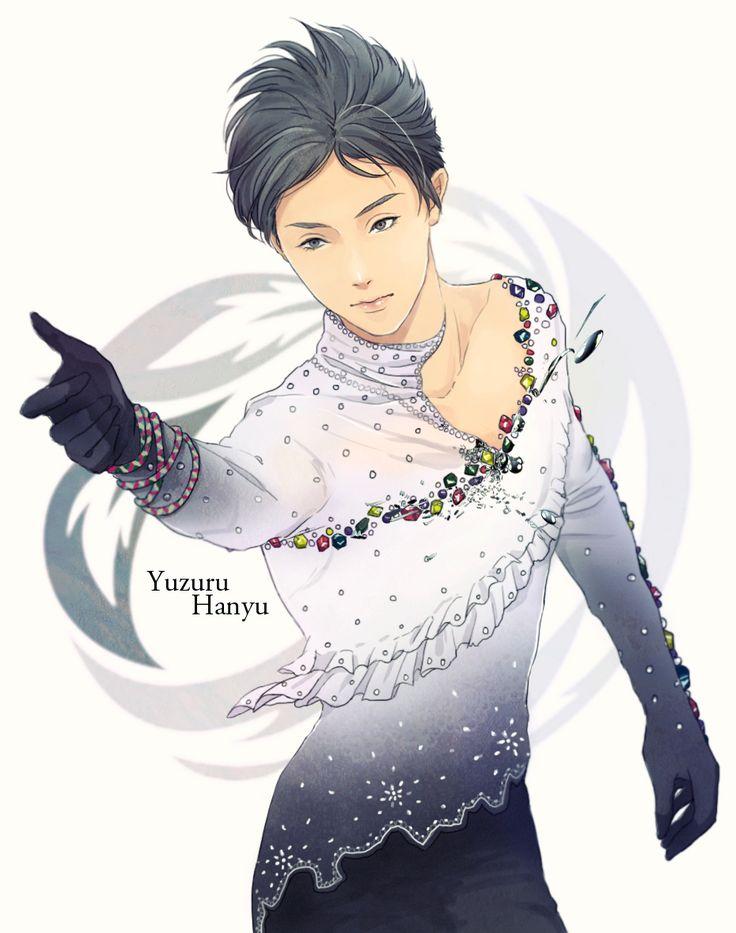 Hanyu Yuzuru fan art (/Yuzuru Hanyu/#1679408 - Zerochan)   Hanyu Yuzuru   Pinterest   Fan art ...