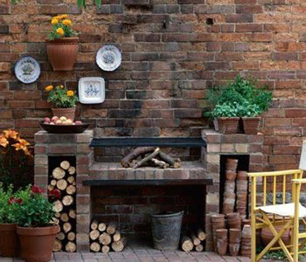 Best 25+ Brick bbq ideas on Pinterest   Pit bbq, Brick ...