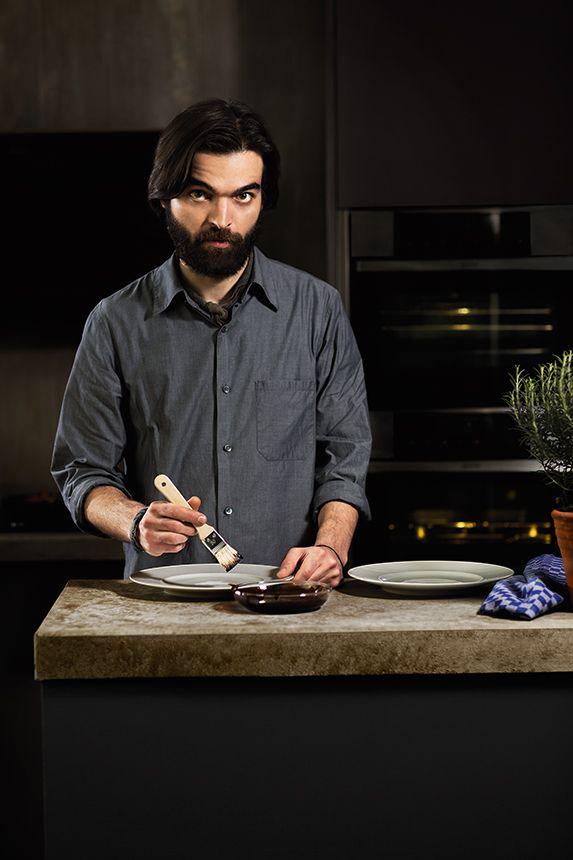 Conoce a una de las protagonistas de nuestros 6 cocineros con personalidad propia: Gian Paolo, un artista que pone toda su pasión en la cocina.